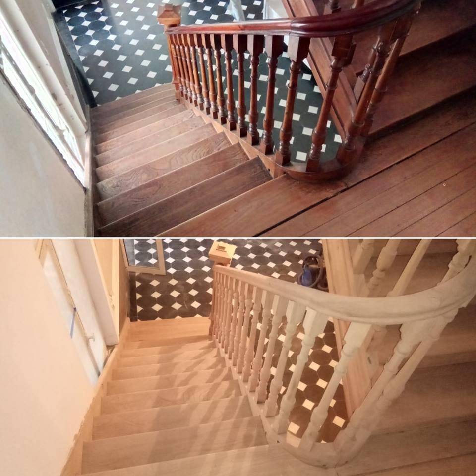 Renovation Escalier Nord Pas De Calais rénovation escalier | decap industrie