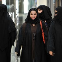 A Long Road to Women's Suffrage in Saudi Arabia