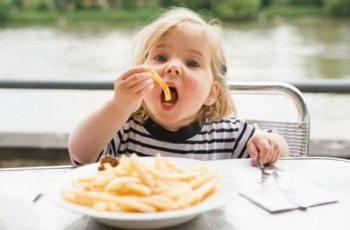 Как да се избегне затлъстяването при децата