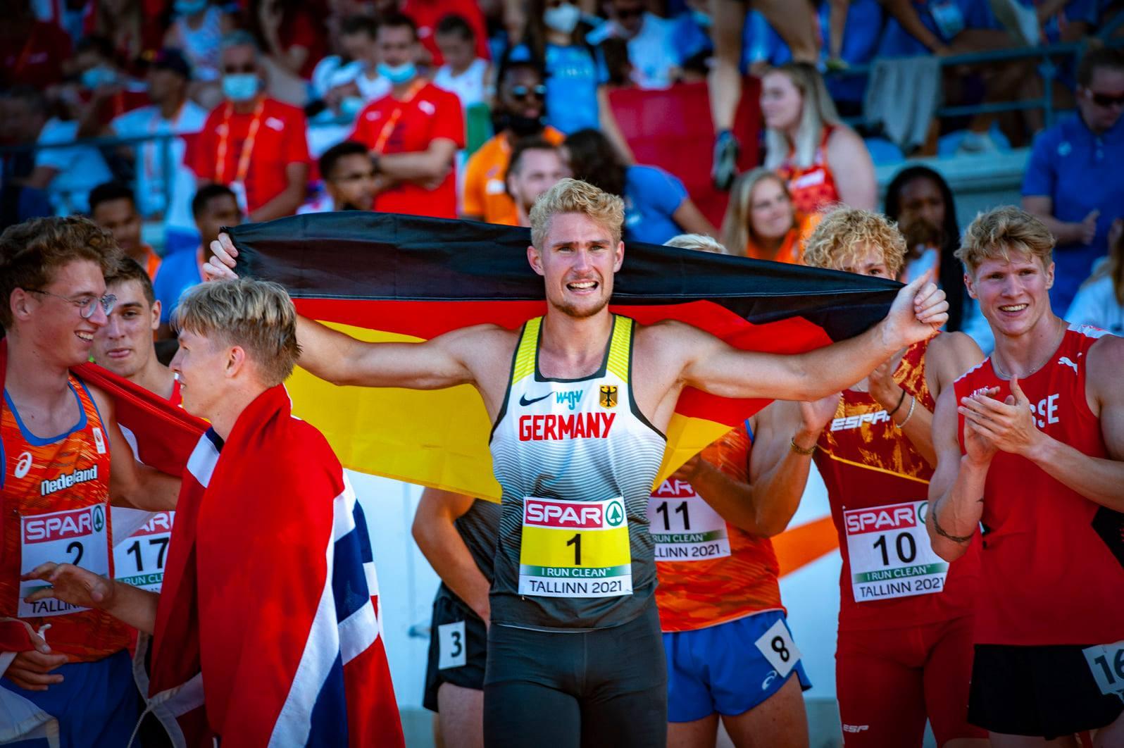 Review: 2021 European U23 Championships, Tallinn