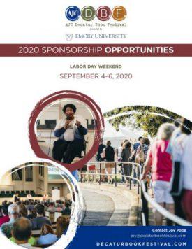 2020 DBF Sponsor Prospectus