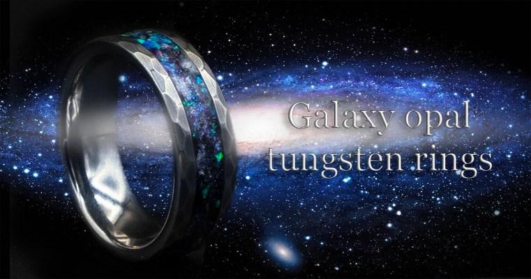 galaxy opal ring