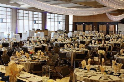 Harbor Side Ballroom Wedding