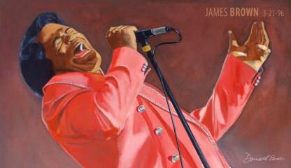 James Brown 03.21.96