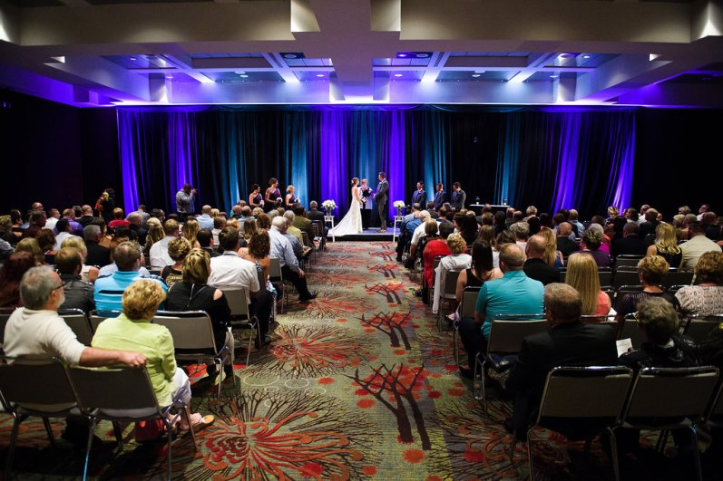 Lake Superior Ballroom - Max Caven Photography