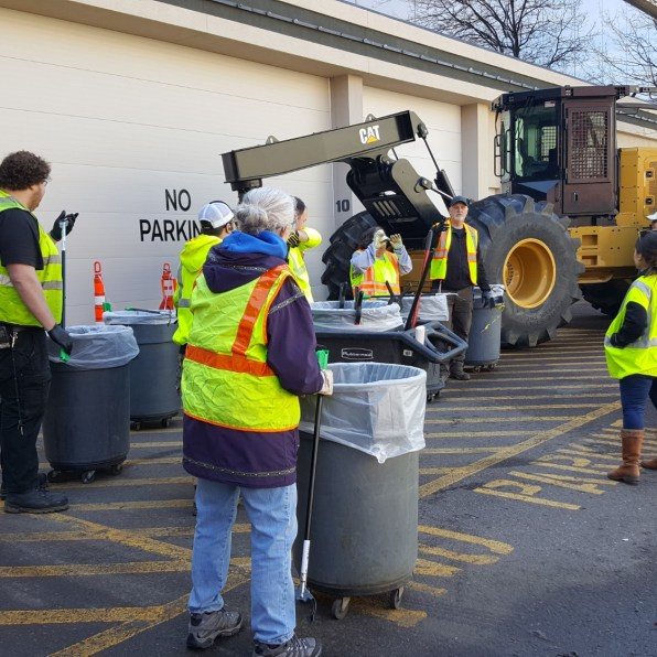 Blog: EARTH DAY CLEANUP