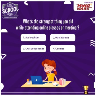 Multiple Choice Questions Mind Wars GK Olympiad