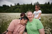 Aunt Crystal, Uncle Victor, Gaby