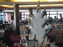 Champange ice tree