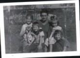 Robert Cheney sr. Betty, Kathy, Bobby, Rosie