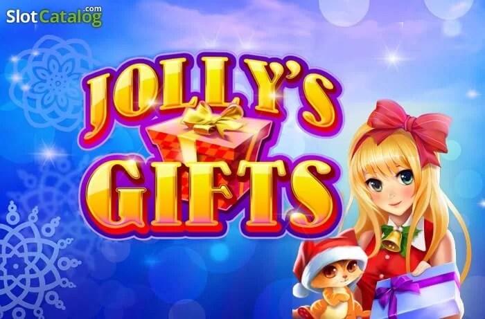 Jollys Gifts 1 - ベラジョンカジノのビデオスロットは、バーチャルリアリティ(VR)対応へ!一攫千金狙いのおすすめビデオスロットを紹介