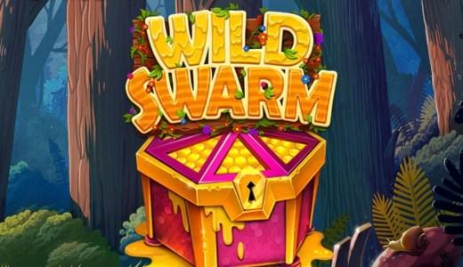 「Wild Swarm(ワイルドスウォーム)」のスロット紹介&遊び方、ゲーム解説