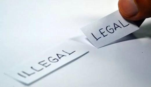 ベラジョンカジノは、合法なのか?違法なのか?を解説します