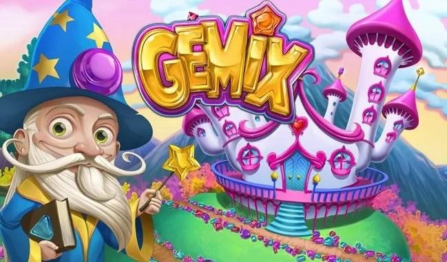 gemix logo3 649x381 1 - 還元率の高いビデオスロット機種を選んでオンラインカジノのスロットで稼ごう!