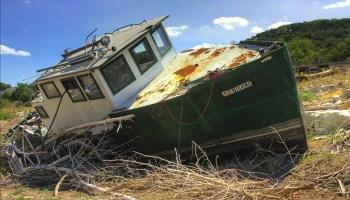 texas boat drought