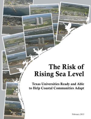 risk rising sea level report