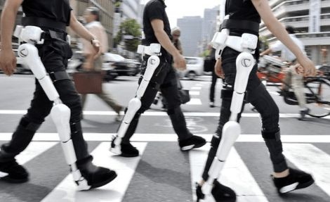 Cyberdyne on the march.