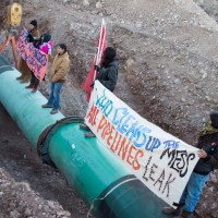 Contested Texas Pipeline Linked to Mexico's Climate Pledge