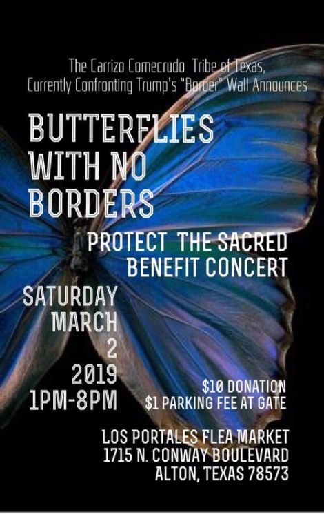butterflies without borders