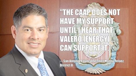Pelaez on Valero Energy