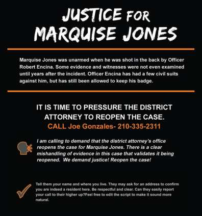 justice for marquise
