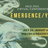 Association for the Study of Literature and Environment 2021 Virtual Conference