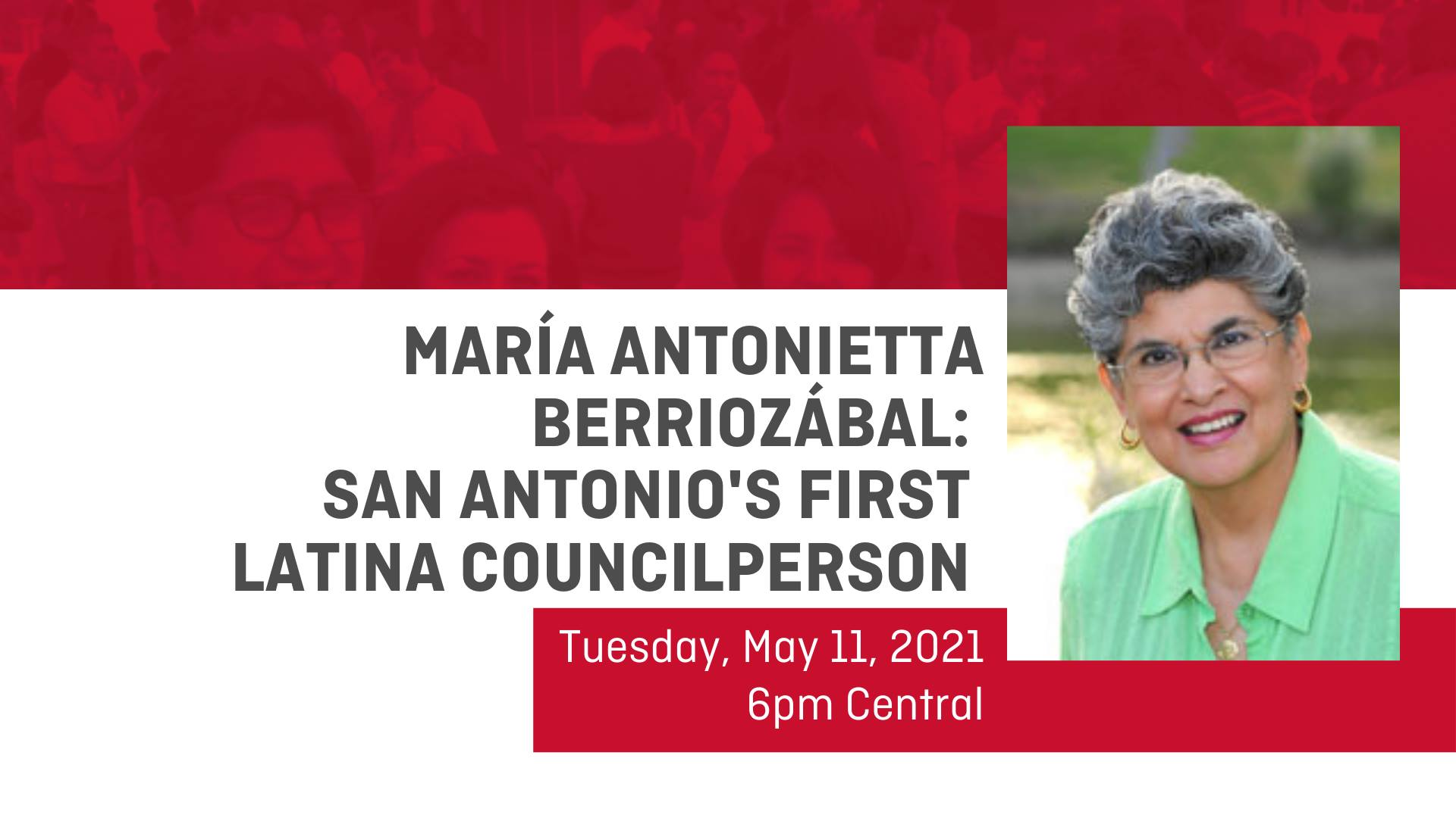 María Antonietta Berriozábal