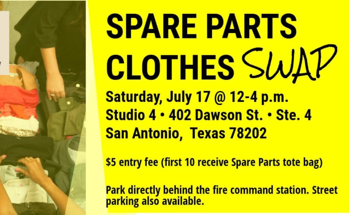 Spare Parts Clothes Swap