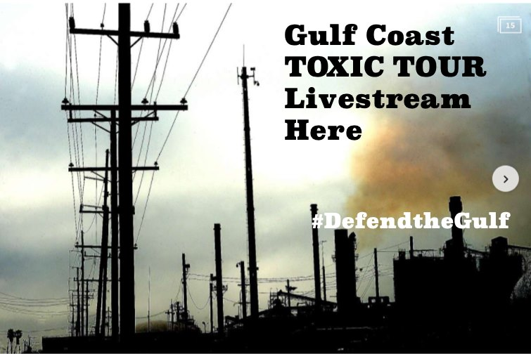 Port Arthur Livestream Toxic Tour with PACAN