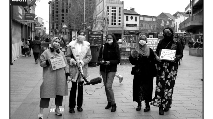Leicester Stories Community Reporters