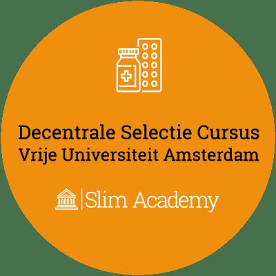 Decentrale selectie geneeskunde cursus VUMC