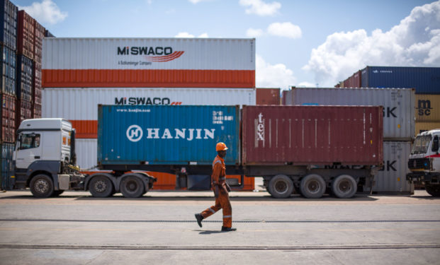 Shipping Containers Kenya