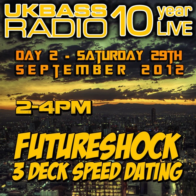 UK Bass Radio 10th Anniversary Weekend 13