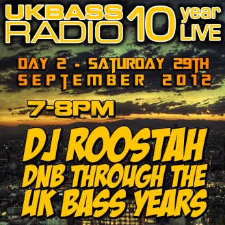 UK Bass Radio 10th Anniversary Weekend 16