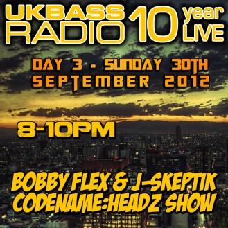 UK Bass Radio 10th Anniversary Weekend 28