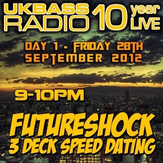 UK Bass Radio 10th Anniversary Weekend 4