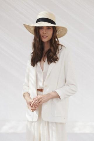 blazer blanca des petits hauts www.decharcoencharco.com