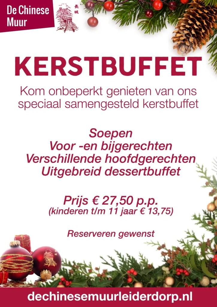 1 Kerstbuffet