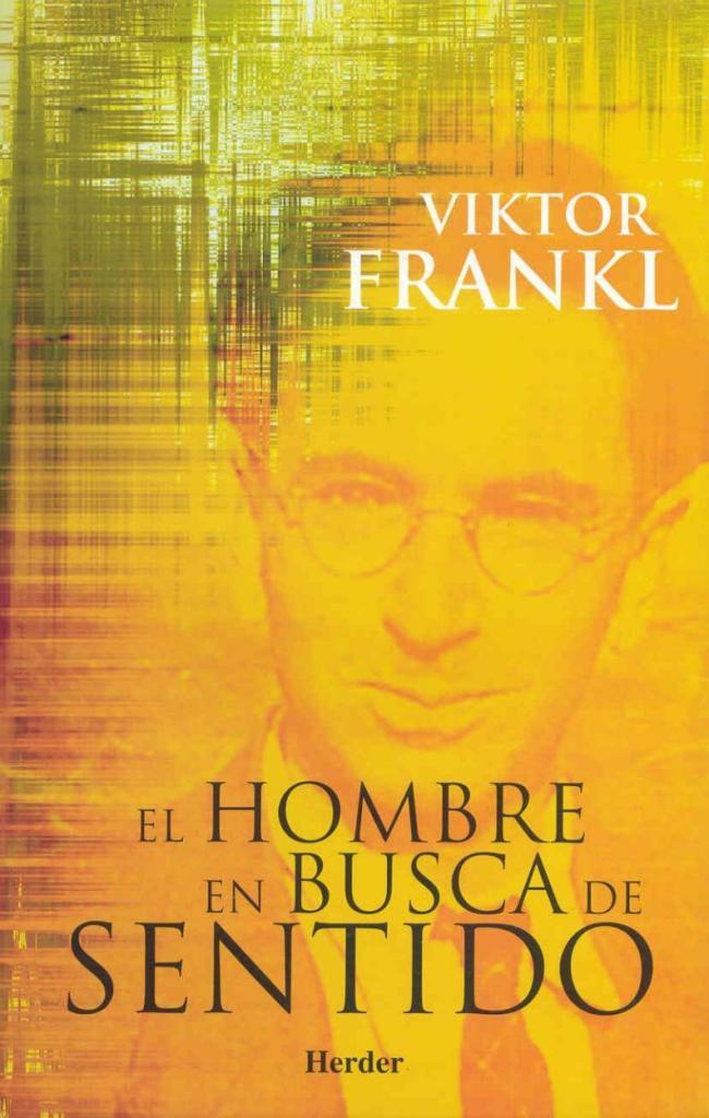 Conociendo la logoterapia, El hombre en busca del sentido, PDF - Viktor Frankl