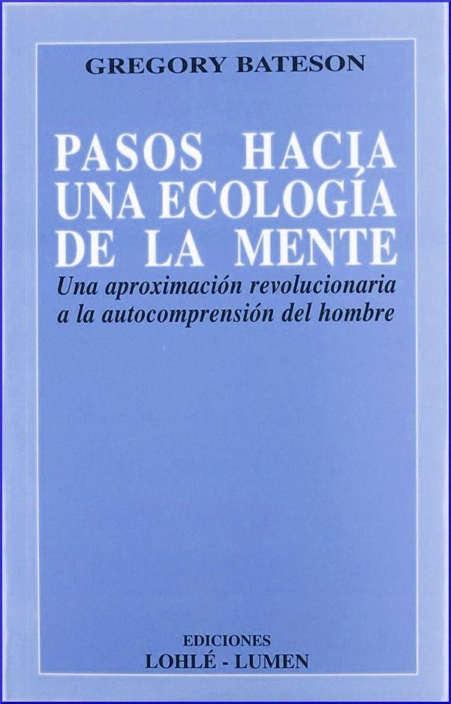 Pasos hacia una ecología de la mente, PDF