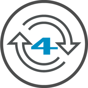 Complete solution icon