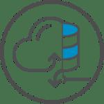 Hybrid solution icon
