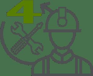 Servie4Action Icon
