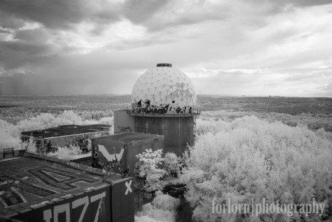 Another infrared shot. Camera: Canon Rebel XT converted to Infrared