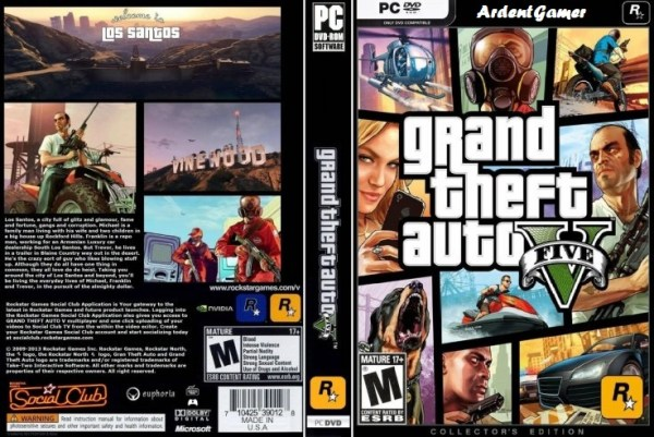 grand theft auto 5 free download