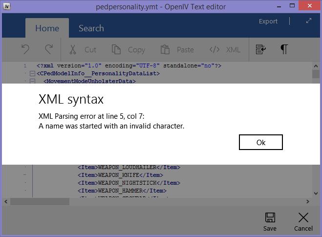 OpenIV Download for GTA V