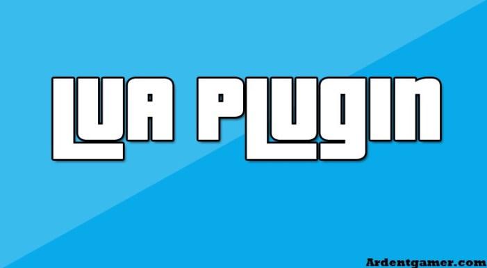LUA Plugin for Script Hook V to play GTA 5 Mods