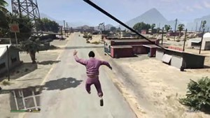 GTA 5 Cheats for Super Jump