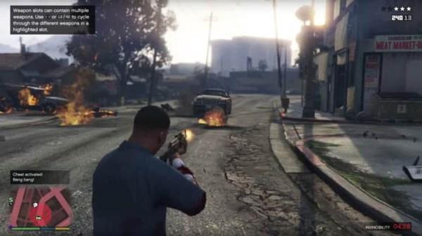 bullet GTA 5