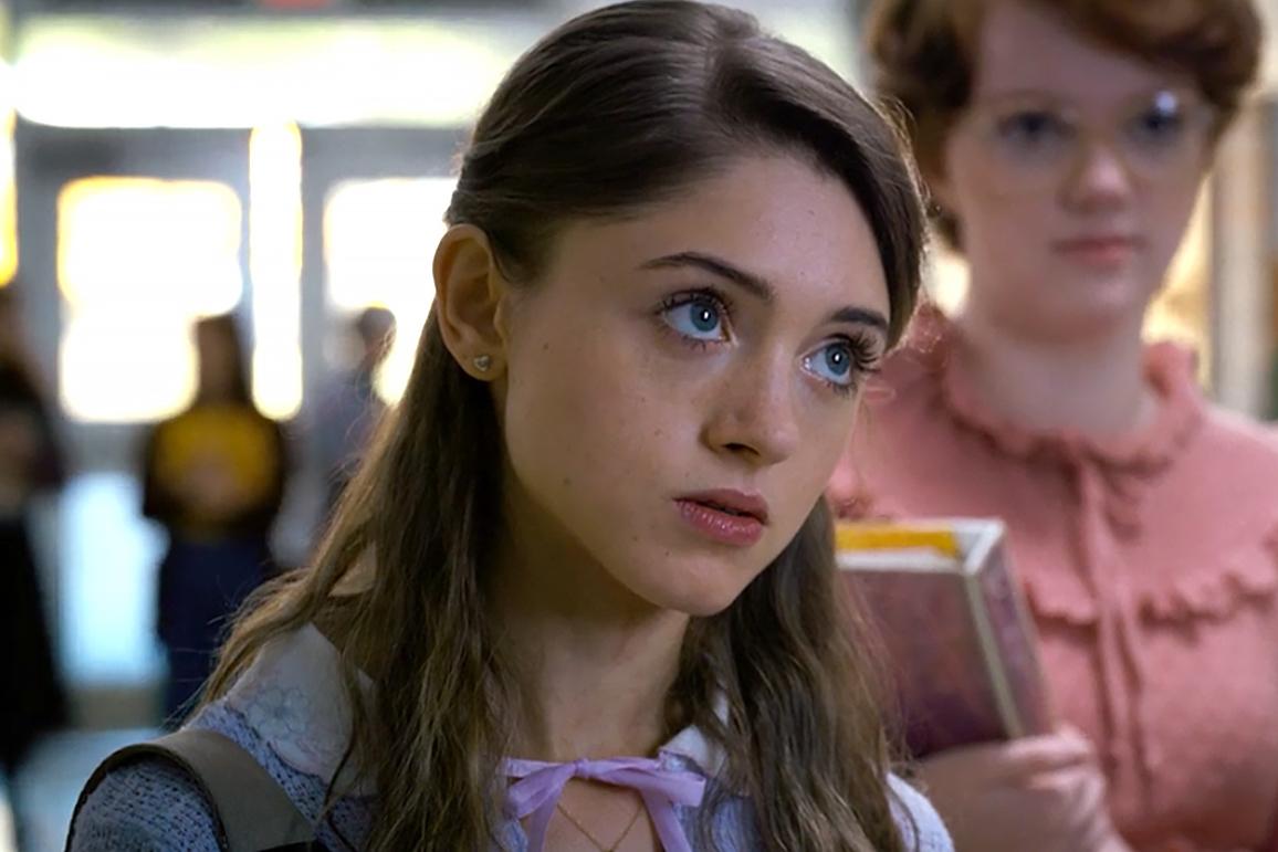 Stranger Things Star Natalia Dyer On Nancy S Strength Poor Barb And Her Crush On Ian Mckellen Decider